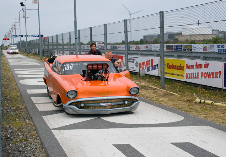 MECA Raceway