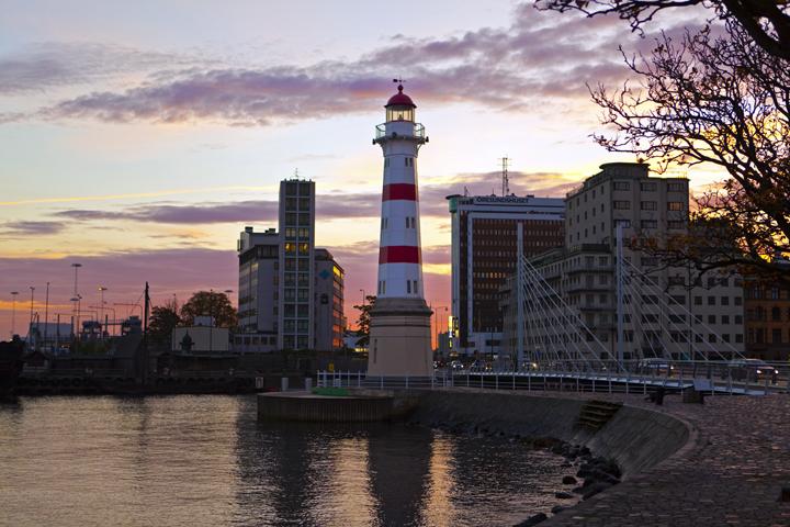 Malmö fyr - Malmö lighthouse