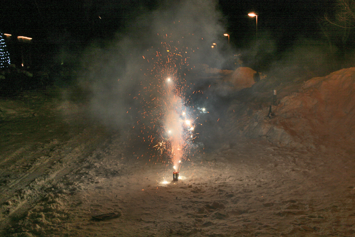 Vellinge 2011 - Happy New Year